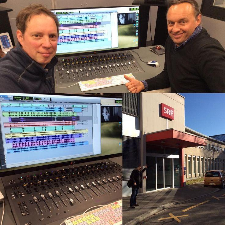"""Die Musik für die """"Lebenswende in Arosa""""-Dokumentarfilme über Thomas Mann und Erwin Schrödinger ist fertig komponiert!"""