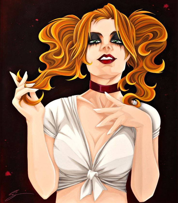 Vampire Masquerade: Jeanette by *starxade on deviantART