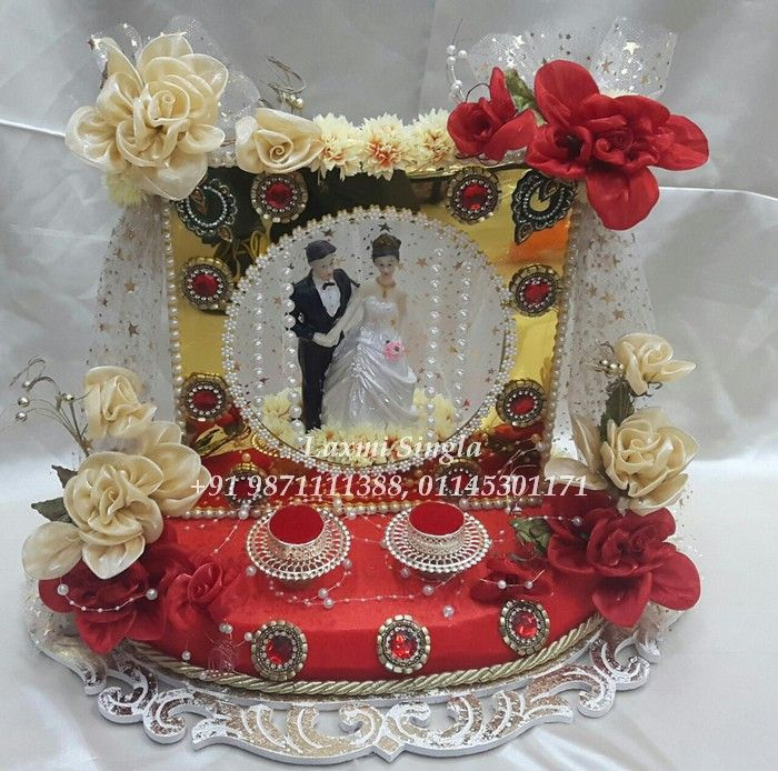 Tray Decoration For Wedding Classy 712 Best Wedding Tray Images On Pinterest  Gift Packaging Gift Decorating Design