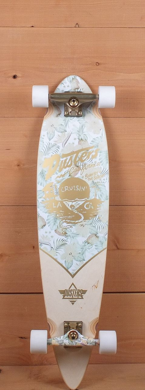 """Dusters 37"""" Cruisin Kalea Longboard Complete"""