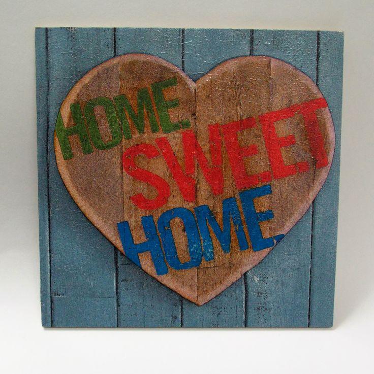 Obrázek  - Home sweet home
