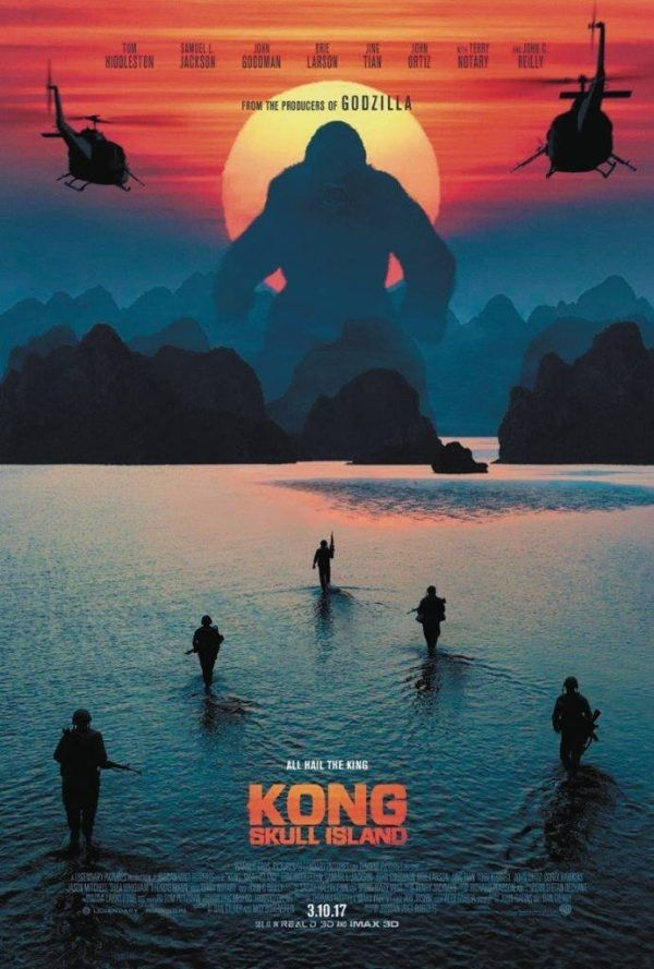 Legendary To Reveal Kong: Skull Island Origin In Comic By Arvid Nelson And Zid In April