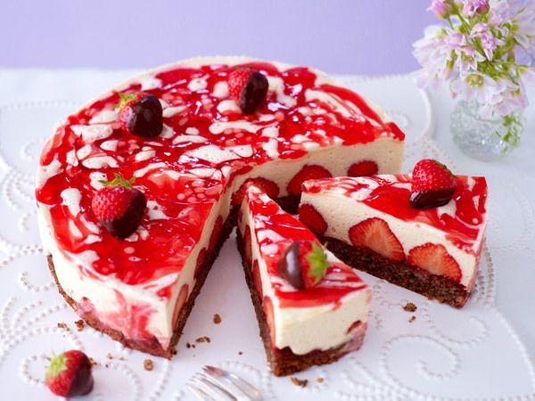 17 best images about erdbeeren on pinterest mascarpone strawberries and schokolade. Black Bedroom Furniture Sets. Home Design Ideas