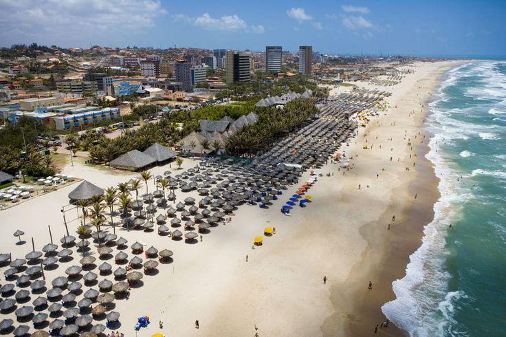 Praia do Futuro  - Fortaleza   - Ceará , BRASIL