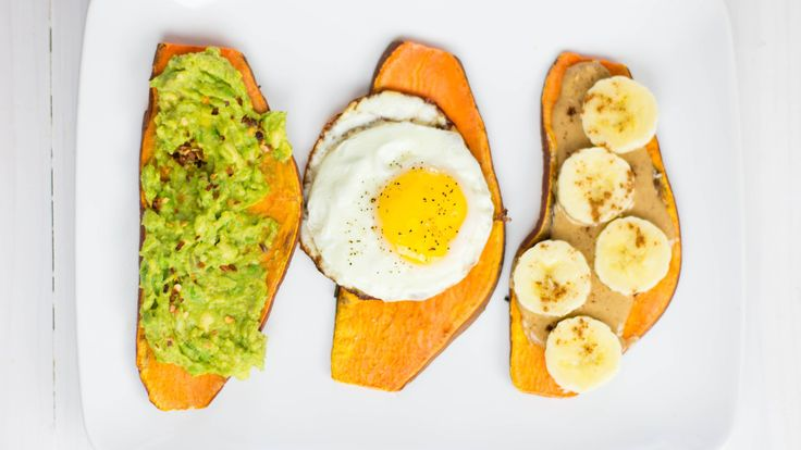 Looking for a toast alternative? Here are 3 ways to add a sweet twist to an old favorite. Check this #toast #recipe on alloverhealthy.com