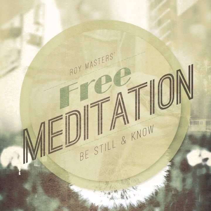 This free guided meditation exercise was recorded in August 2014. It is an abridging of Roy's full-length, enhanced exercise, perfected since 1960 in Los Ang...
