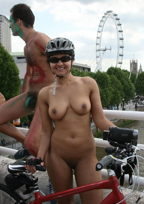 110 Best World Naked Bicycle Ride Images On Pinterest  Bicycle -6609