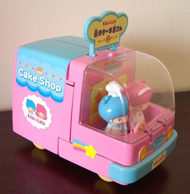 Little Twin Stars - Cake Shop Van!