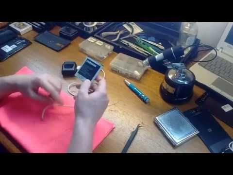 como revivir batería celular? (con cargador) - YouTube