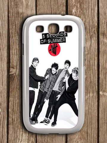 5sos 5 Second Of Summer Samsung Galaxy S3 Case