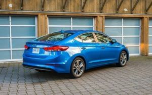 2017 Hyundai Elantra GL Canada