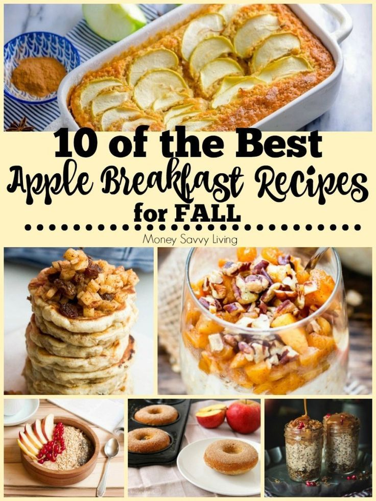 101 Tasty And Healthy Apple Desserts Recipes For Fall