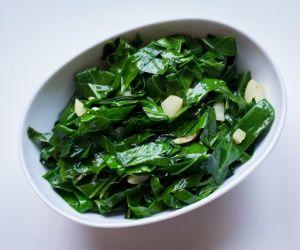 Couve a Mineira (Brazilian Collard Greens) Recipe | Paleo inspired, real food