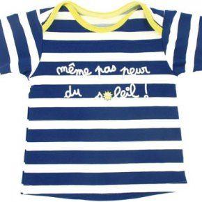 Les t-shirts anti-uv de l'été à shopper! - Famili.fr
