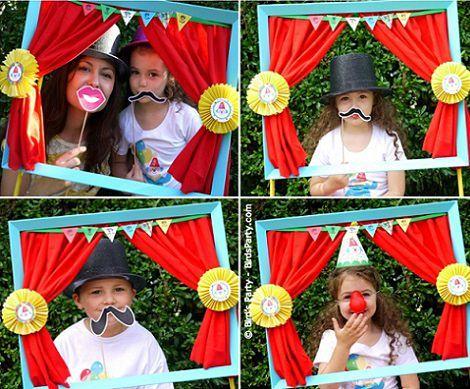 photocall fiestas infantiles - Buscar con Google