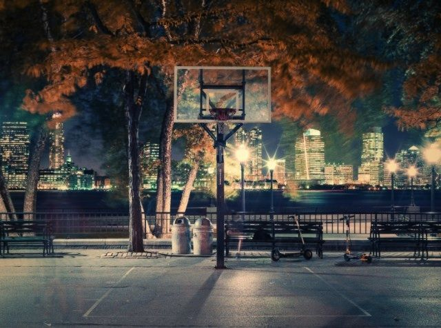 Nice Picture! This_Game_We_Play_NYC_Basketball_Courts_by_Franck _Bohbot_2014_01