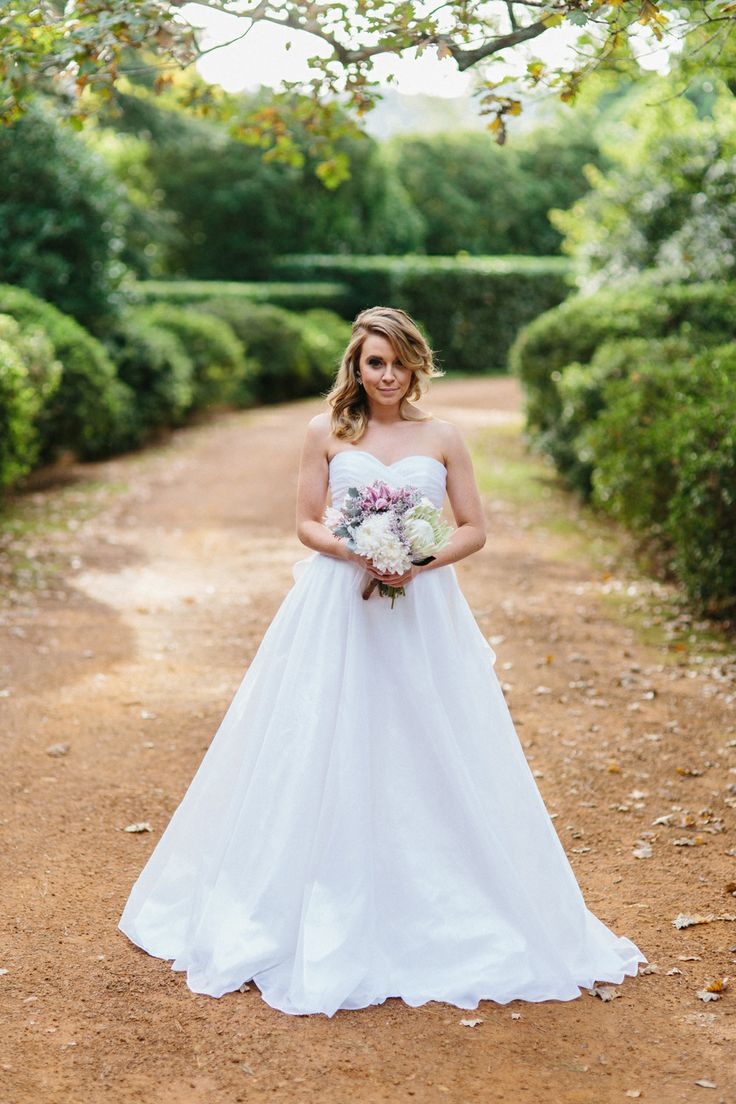 Beska - Bridal and Evening Couture Cotton Rose Gown- For more information visit https://www.facebook.com/beskacouture  Gowns // Beska Photographer // Thomas Stewart   Videographer // Tom Coburn   Model // Sophie Crenigan   Hair and Makeup // Makeup by Megan Flowers // Amity Blooms Venue // Bendooley Estate