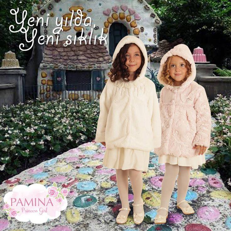Pamina prensesleri yeni yıla, yeni bir şıklıkla girdiler. Onları takip edin!   In a New year Pamina's princess entered with a new elegance. Follow them!  #yeniyıl #yılbaşı #newyear #kidsclothes #kidswear #fashionkids