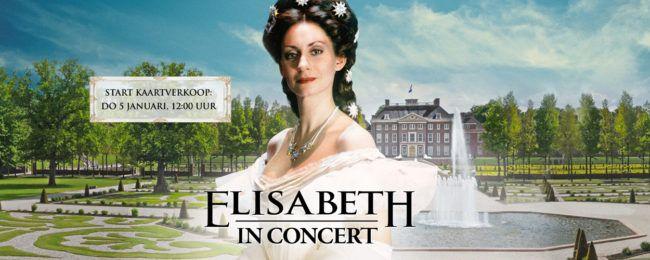 Kaartverkoop Elisabeth in Concert start vandaag
