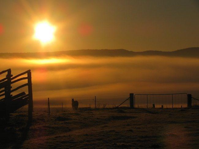 sunrise Goulburn NSW