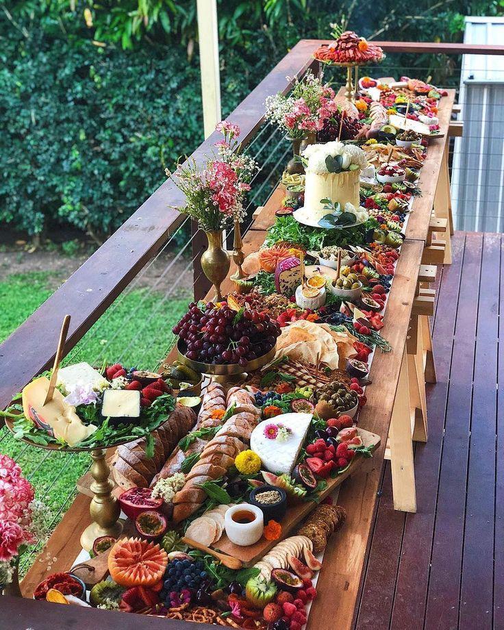 Inexpensive Catering Ideas For Weddings: Your Platter Matters (@yourplattermatters) • Instagram