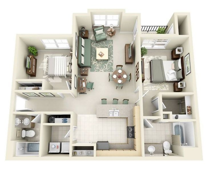 12 best House images on Pinterest 3d house plans, Couple room and