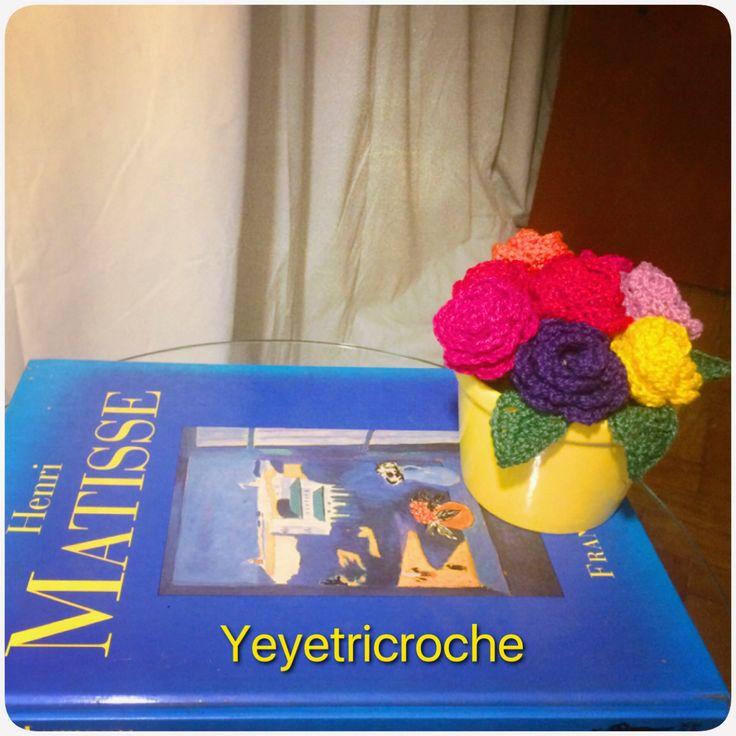 Cesto flores da Yeye