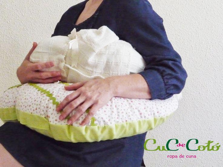 Cojín de lactancia #cucdecotó