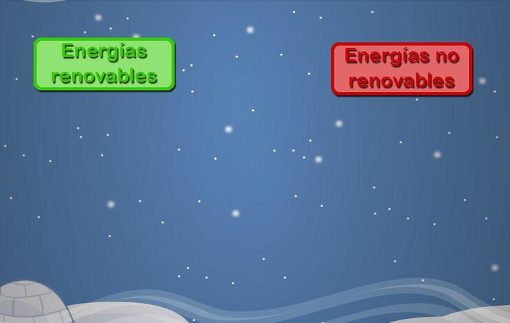 ¿Sabes de dónde obtenemos energía? Descúbrelo con este juego sobre las fuentes de energía para niños de 3º y 4º de primaria.
