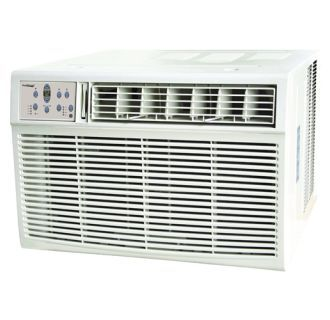 View the Koldfront WAC25001W 25000 BTU 220V Window Air Conditioner with 16000 BTU Heater and Remote Control at allergyandair.com.