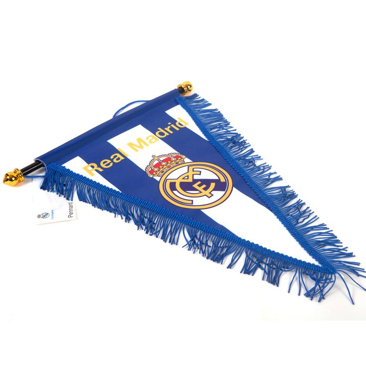 Real Madrid C.F. Pennant PT - Rs. 499 Official#Football #Merchandisefrom#LaLiga