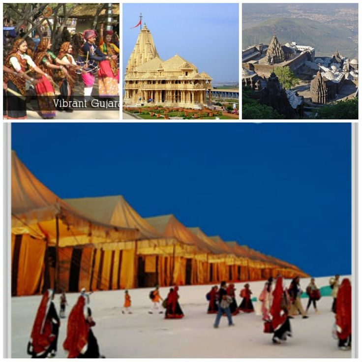Welcome to Gujarat- the Flourishing state with culture diversity.  Enjoy the beauty of this place with more attracted places including beaches, Heritage, Gandhi Circuit, Golf Tourism, Museums, religious sites and many more. Get amazing tourism packages at Gujarat Four Wheel Drive online. Visit bit.ly/1A1DDxc