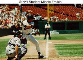 BASEBALL PHOTOGRAPHY TIPS © NYI Student Micole Froikin  http://www.nyip.edu/photo-articles/archive/baseball-photography-tips
