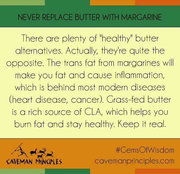 Are you still using poisonous butter alternatives posing as health food?