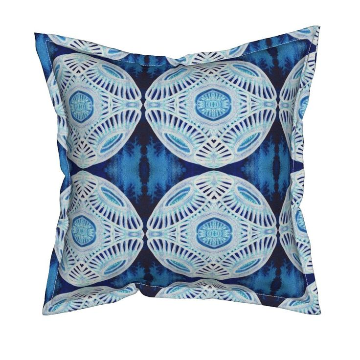 Serama Throw Pillow featuring MEDFYTOCO3 by joancaronil   Roostery Home Decor