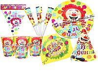 Клоун #theme_parties #celebration #party #clown #children's_holiday #birthday #products_for_celebration #party_stuff #клоун #товары_для_праздника #тематические_вечеринки #день_рождения #товары_клоун
