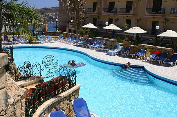 Malta - Xemxija, Porto Azzurro Resort***, 7 Tage inkl. Frühstück ab 393,- EUR