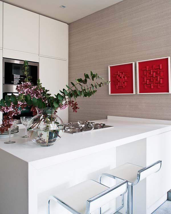 kitchen by interior designer luis puerta courtesy of nuevo estilo magazine cocina decorada por