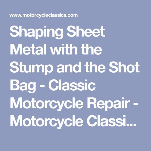 Best 25+ Sheet metal tools ideas on Pinterest Sheet metal work - motorcycle repair sample resume