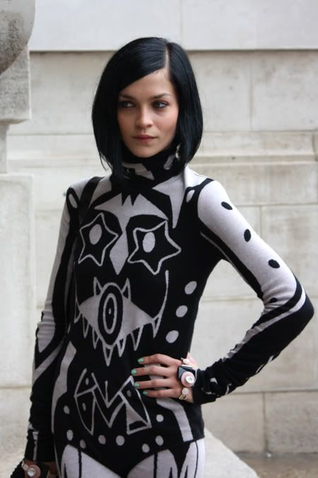 hoy fashion » Leigh Lezark