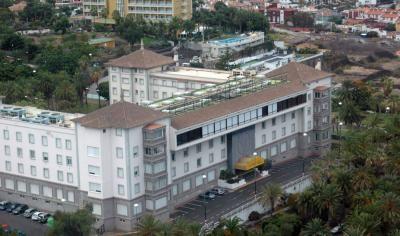 Se abre el plazo para presentar ofertas por el hotel Taoro de Tenerife
