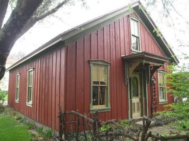 25 best images about board batten on pinterest for Best wood for board and batten siding
