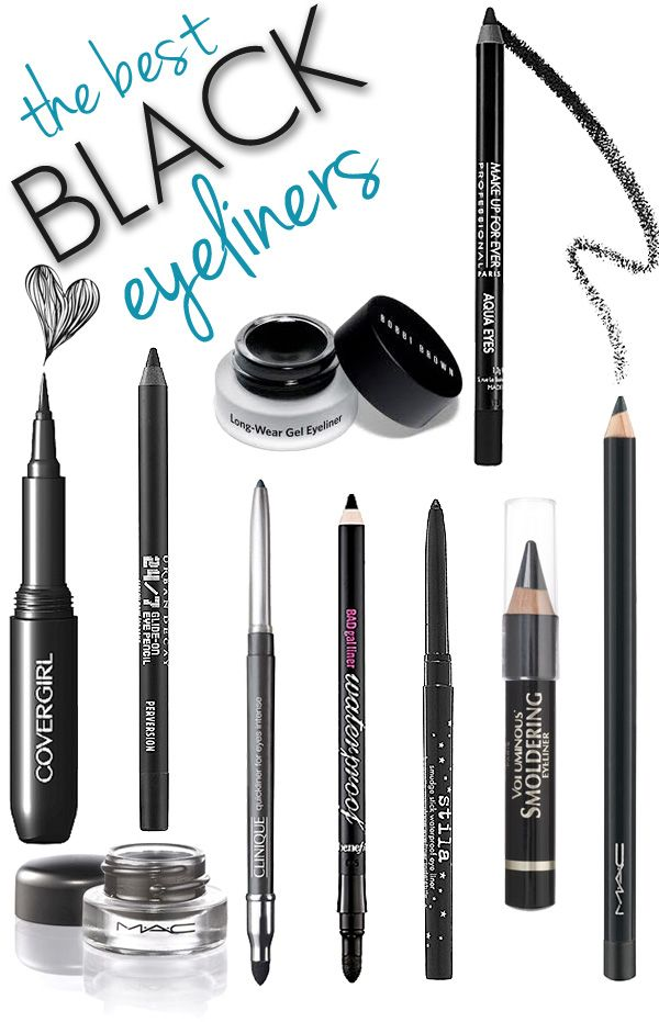 Black eyeliner is one of many staples that everyone needs in their makeup bag. Whether used on ...