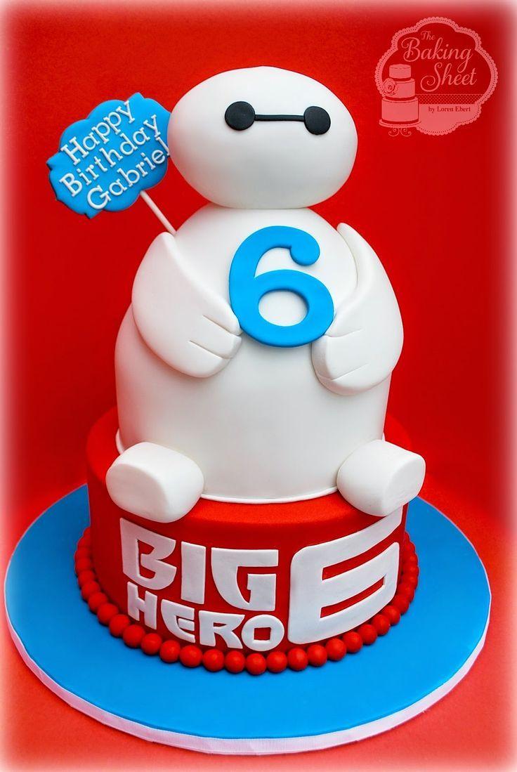 Big Birthdays Cakes For Boys
