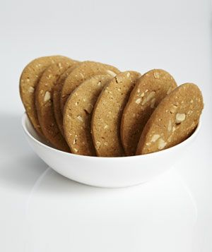 Almond Thins...maybe cheaper than the Trader Joe's kind? Hopefully just as tasty!!