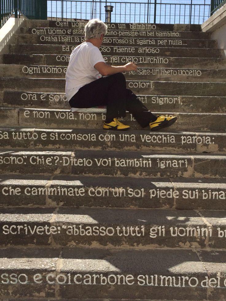 Su e giù per le poesie di Alfonso Gatto