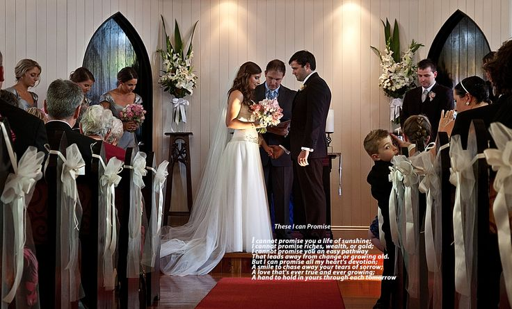 Ceremony Photography - Poem