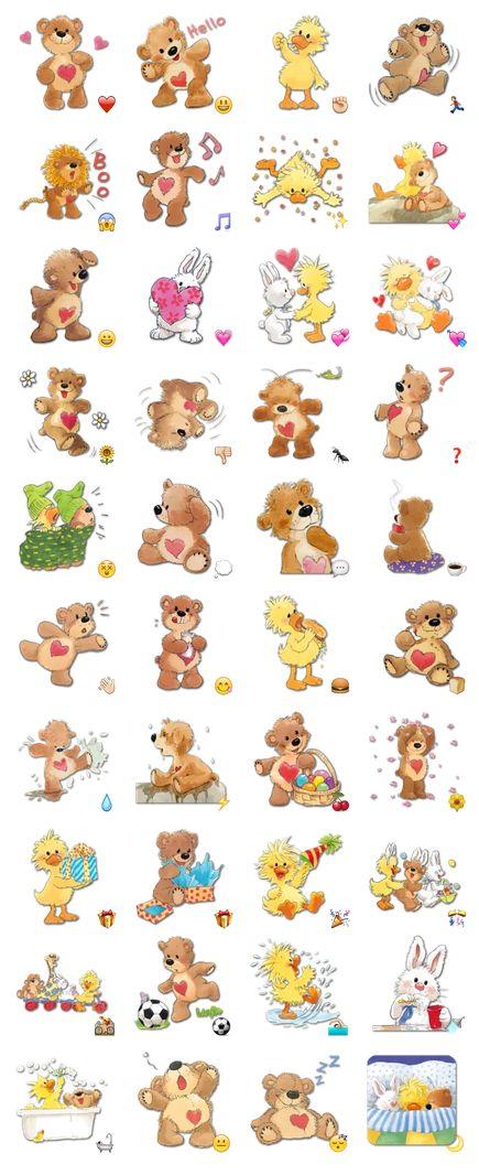Zoo Animals Funny - Stickers Telegram