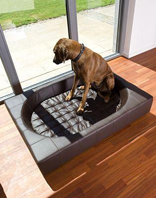 【smtb-s】【送料無料】5%OFF!!ドイツ発最高級大型犬用ベッド
