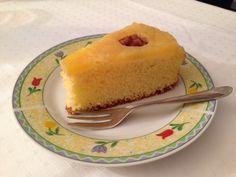torta capovolta all'ananas1